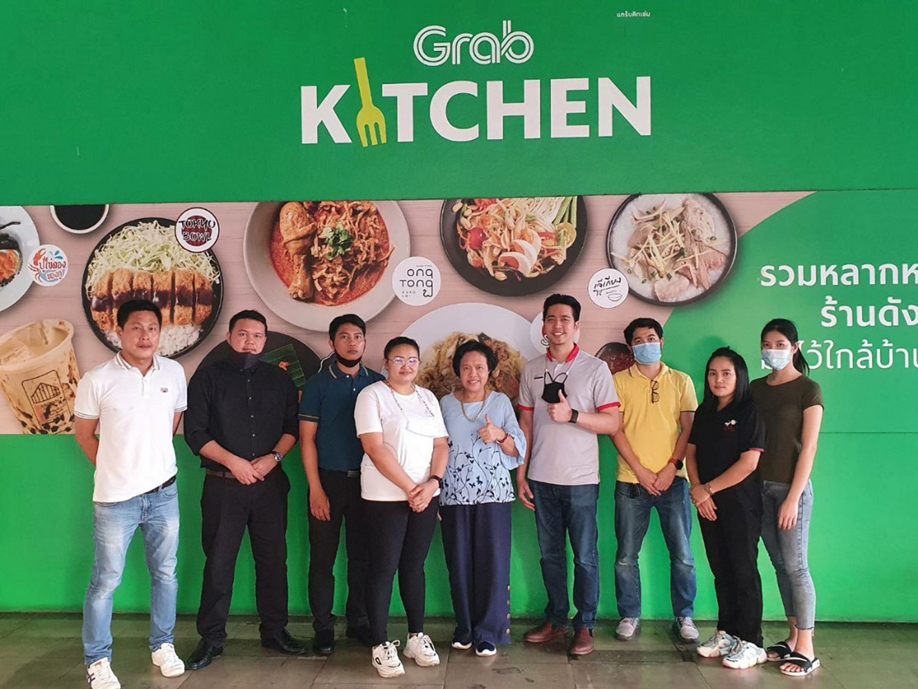 "Kimberly-Clark Professional and Grab Kitchen in ""Hygiene Excellence"" professional cleanliness project"