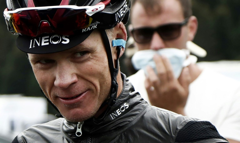 Froome says 'age a state of mind', targets fifth Tour de France