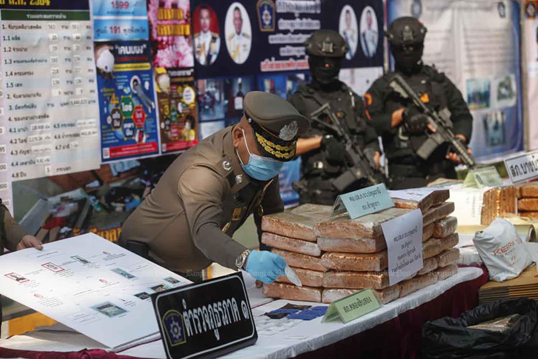 'K-drug dealer' slain