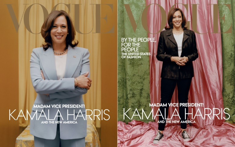 Vogue to release new Kamala Harris cover after controversy