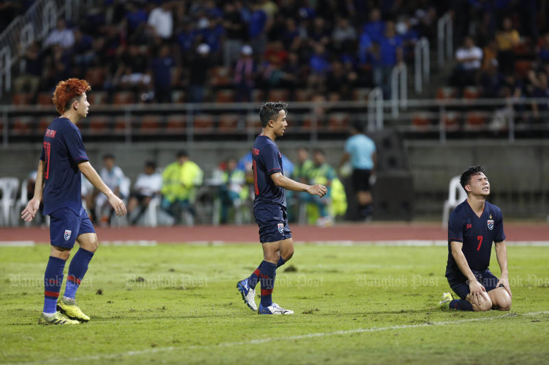 The resumption of the Asia/Pacific zone second round qualifiers for the 2022 World Cup, including Thailand's three remaining games in the campaign, slated for March is facing a potential delay.