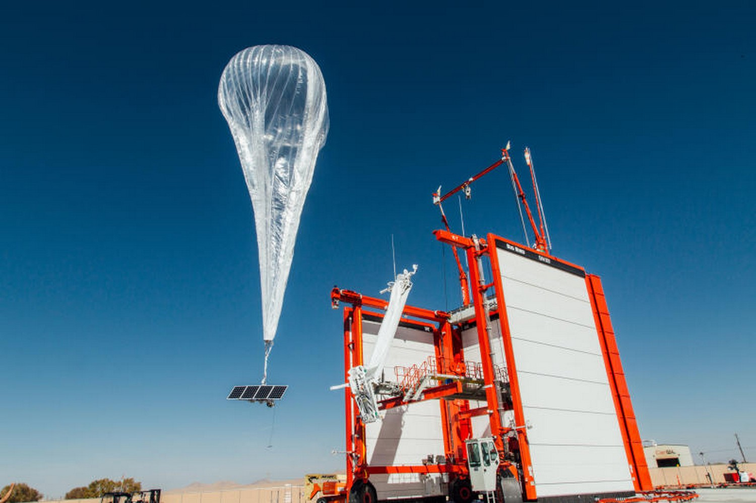 Alphabet shuts down project to beam internet from high-altitude balloons