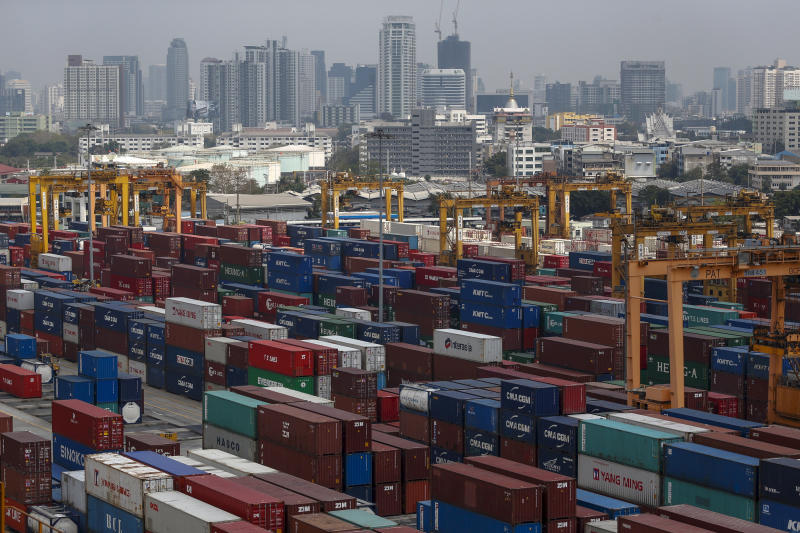 The Commerce Ministry projects exports to grow 4% this year. (Photo: Reuters)