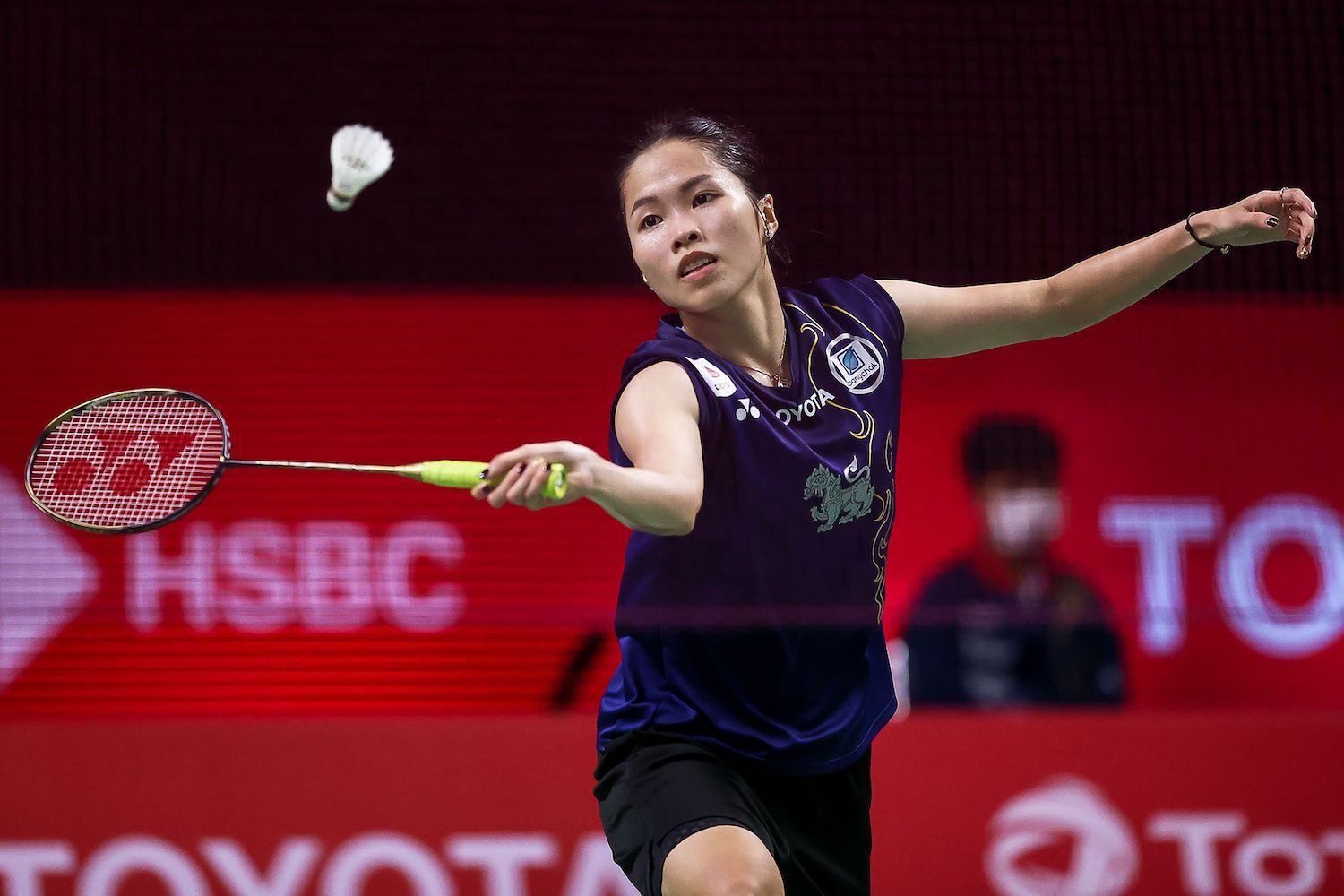 Ratchanok reaches badminton semi-finals