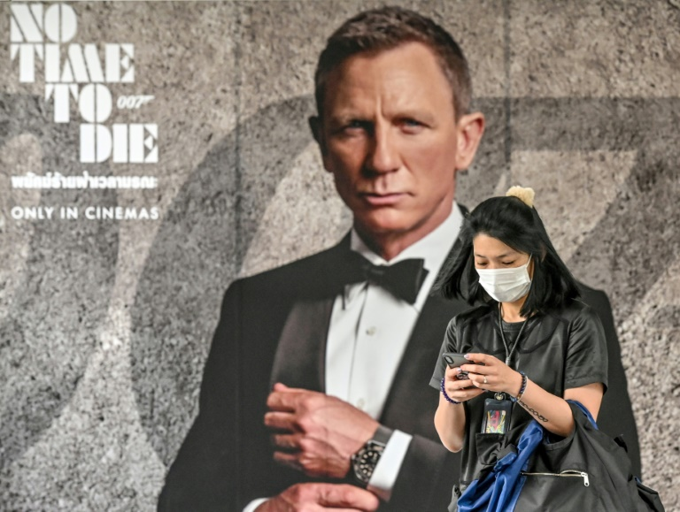 Bond movie 'No Time To Die' delayed again