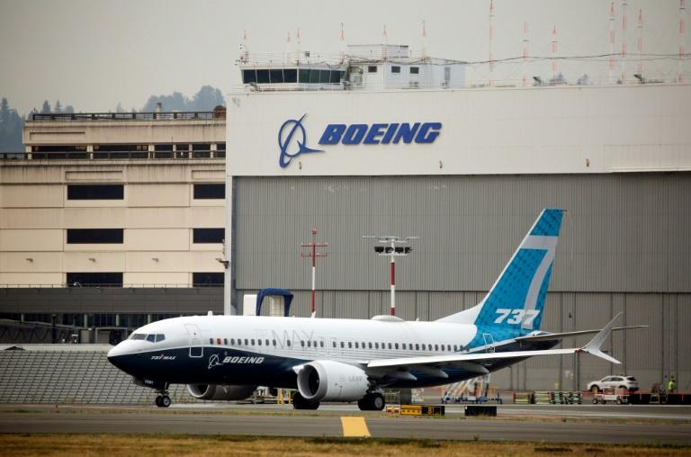 Warning light halts Boeing 737 MAX flight in Canada