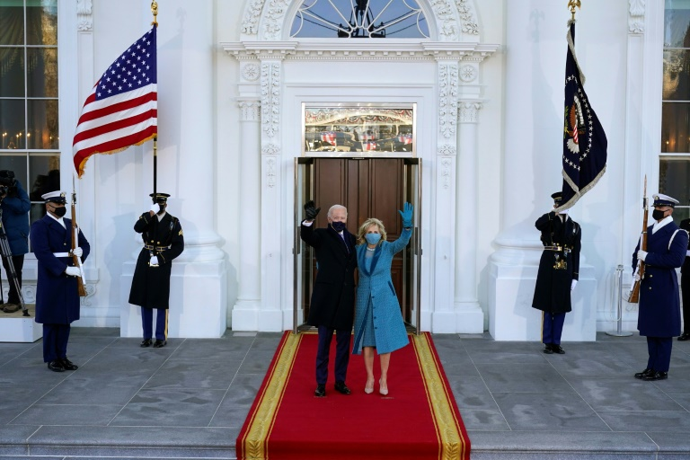 Biden White House atmosphere is transformed