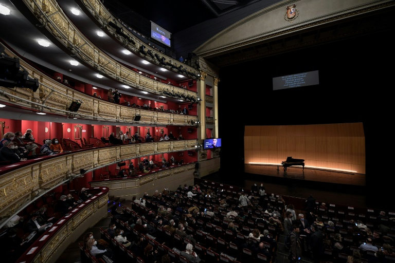 Theatre, cinema, concerts thrive in Madrid despite virus