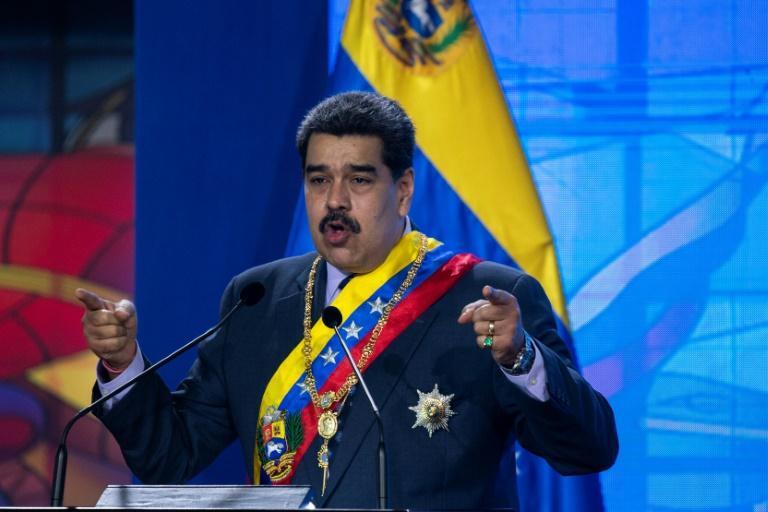 Venezuela's Maduro says willing to establish 'new path' with US