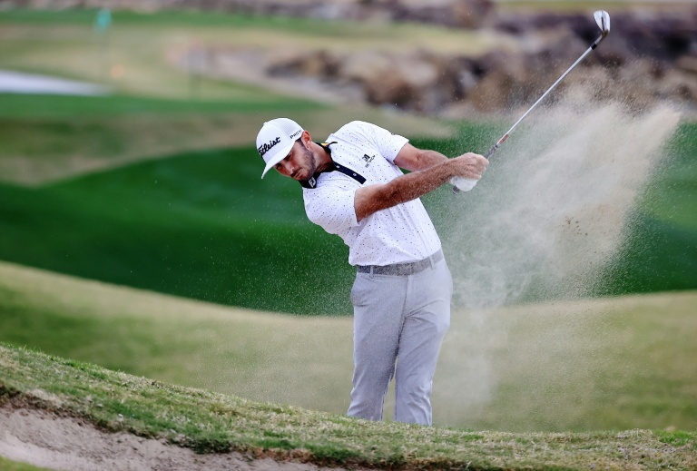 Homa, Finau, Kim take PGA lead in California desert