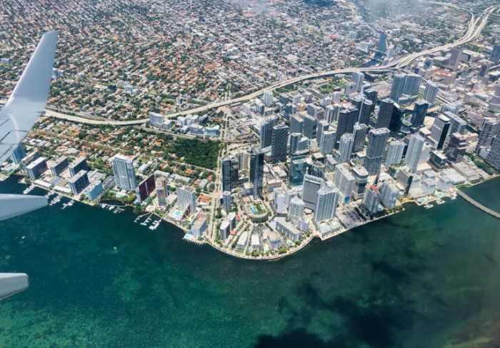 Miami's successful pitch to tech firms: How can we help? - Bangkok Post