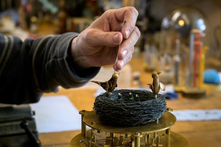 Switzerland's timeless art mechanics embraces 3D future