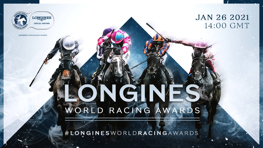 Longines World Racing Awards Announced Tuesday