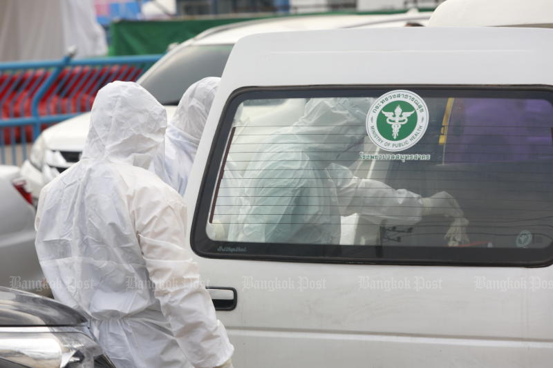 Samut Sakhon adds 914 new virus cases