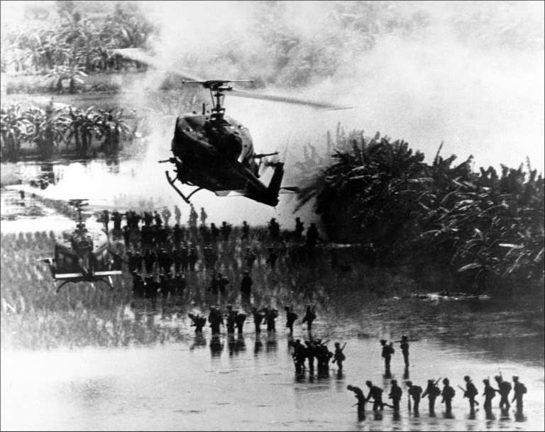 The US used Agent Orange for a decade during its war in Vietnam, Laos and Cambodia.