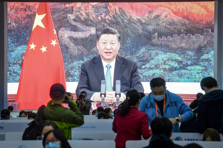 Xi to open virtual Davos forum as virus-hit West struggles