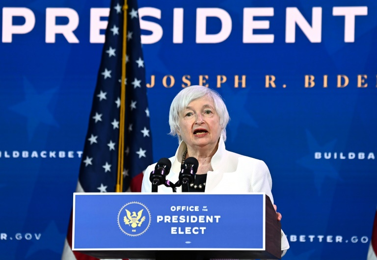 US Senate Confirms Janet Yellen to Be Next Treasury Secretary