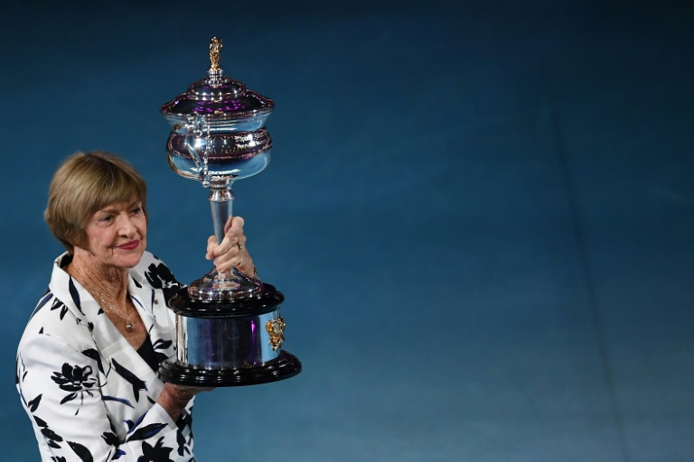 Controversial tennis great Margaret Court plans to keep her Australia Day award.