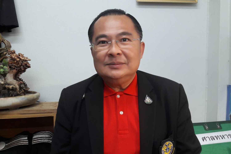 Pornthep Charoenpong-anan, chairman of the Nakhon Ratchasima Lawyers Council.
