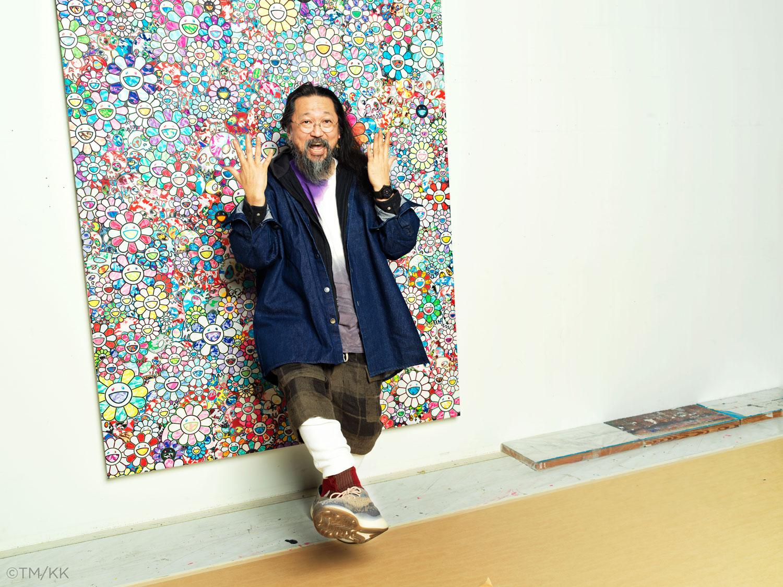 CLASSIC FUSION TAKASHI MURAKAMI ALL BLACK