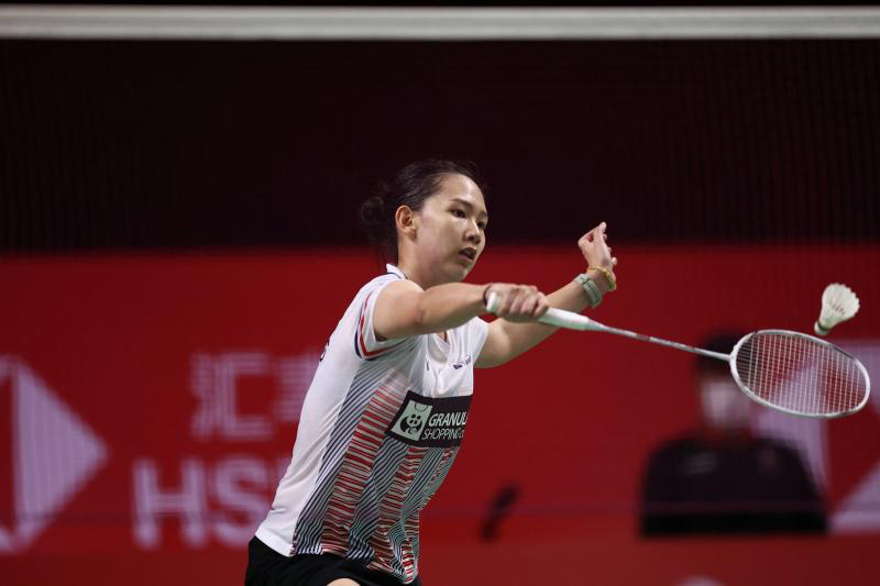 Ratchanok crashes out of badminton World Tour Finals