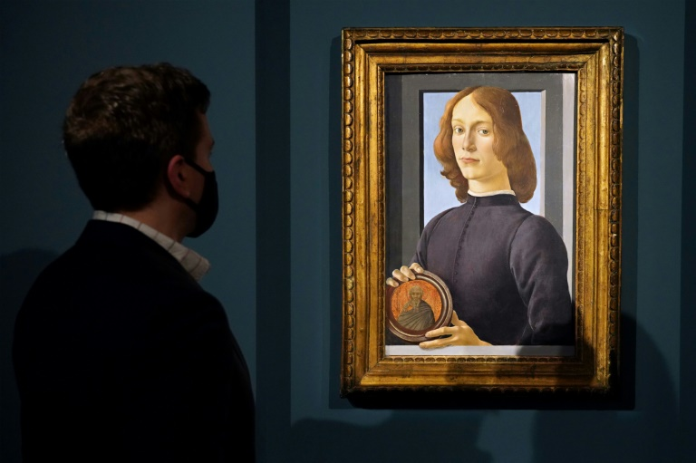 Botticelli 'masterpiece' expected to top $80 mn at Sotheby's sale