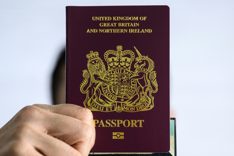 China 'will no longer recognize' British passports for Hong Kong residents