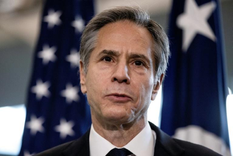 Newly confirmed US Secretary of State Antony Blinken called on Myanmar's military