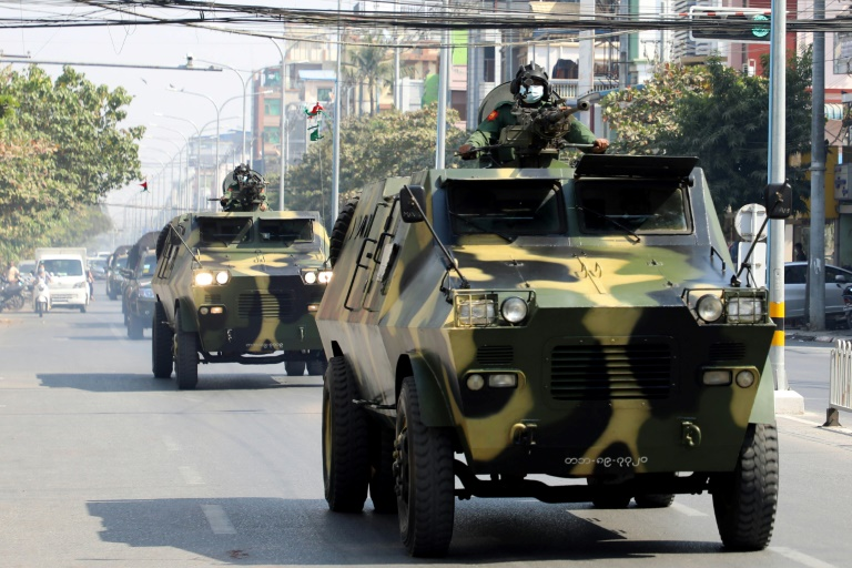 Myanmar's military could potentially experience a financial windfall after the coup, with its expansive business interests.