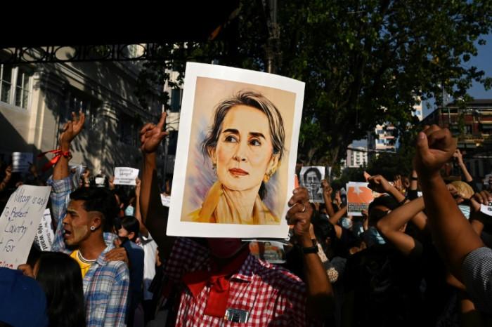 Myanmar anti-coup protesters defy junta warnings