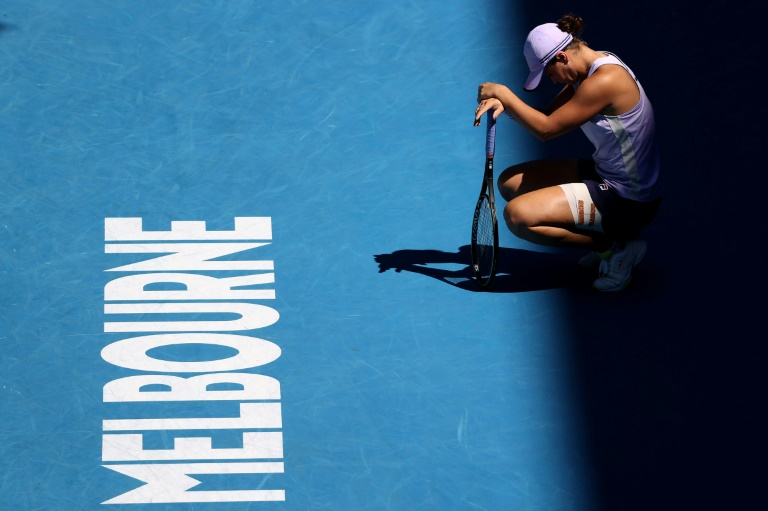 No Ash Wednesday as Barty ousted in Australian Open quarterfinals