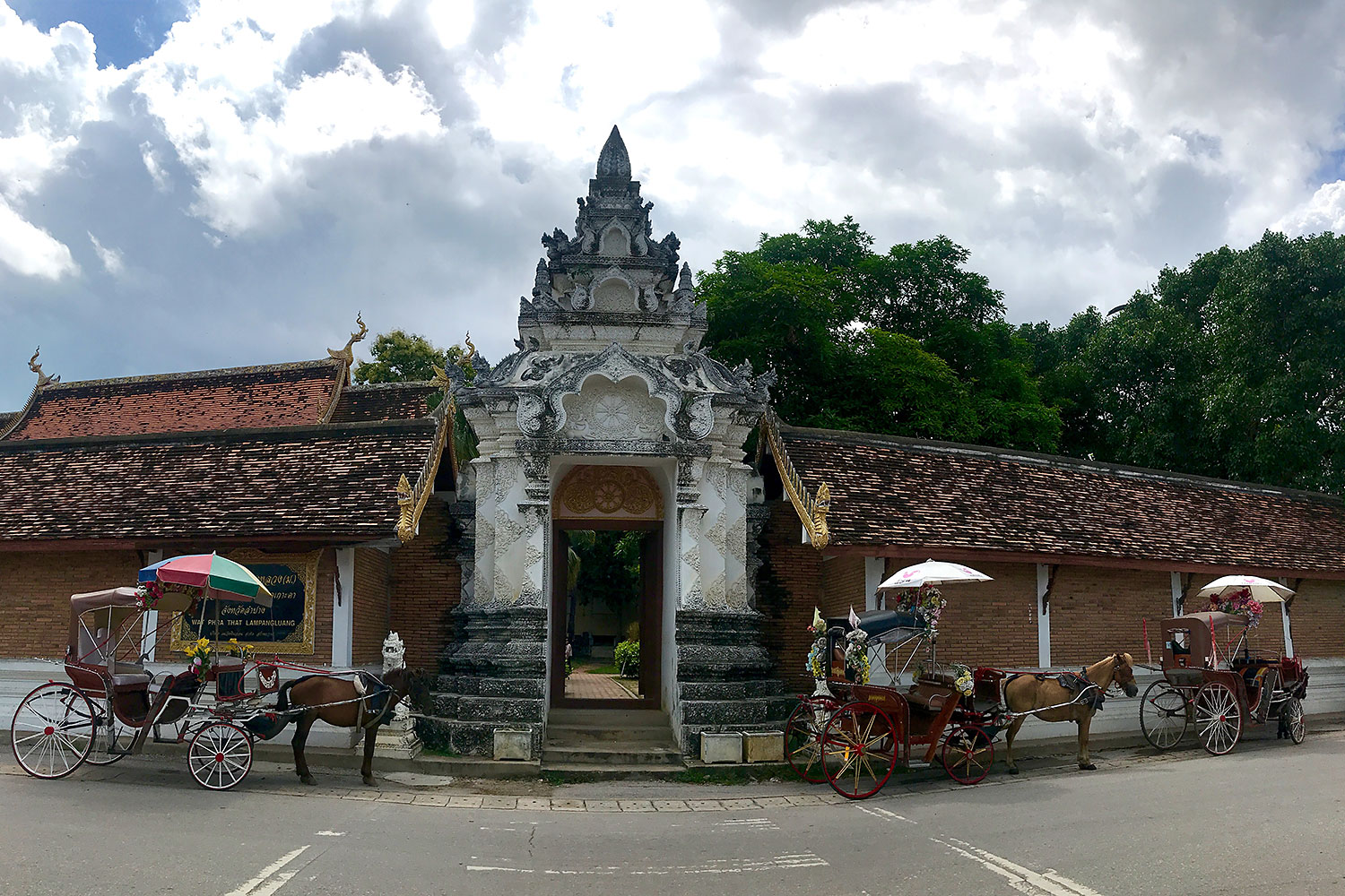 Finding peace in northern Thailand