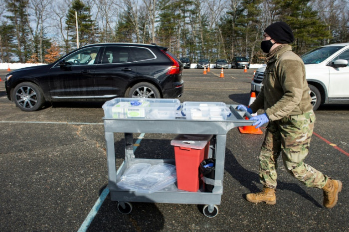 One-third of US military refusing Covid vaccine: Pentagon - Bangkok Post
