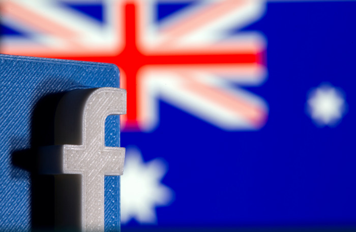 Facebook 'back at the table' in Australia