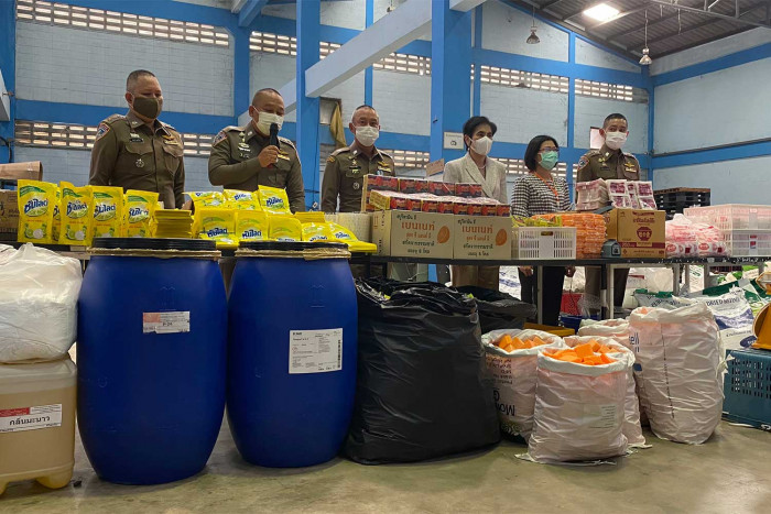 Fake Ajinomoto powder, brandname soaps seized in factory raid