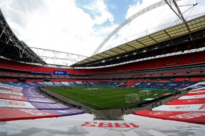 UK virus roadmap offers hope for Premier League crowds