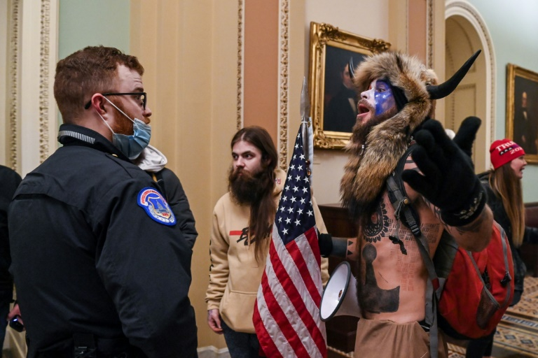 Supporters of Donald Trump, including far-right extremists and QAnon conspiracy theorists, stormed the US Capitol on Jan 6, 2021 in a deadly attack.