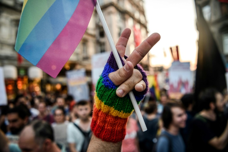 Turkey's LGBT community is facing growing government hostility and vitriol from President Recep Tayyip Erdogan