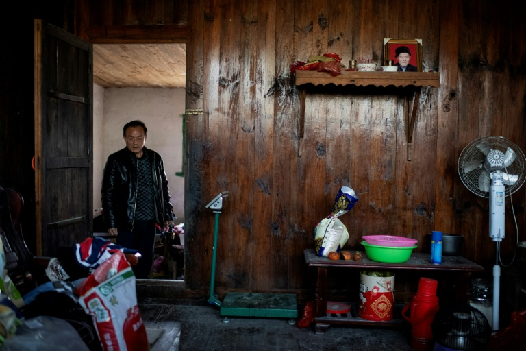 China claimed last year it had lifted all its people out of extreme poverty