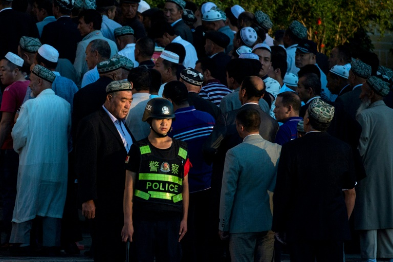 China jails Uighurs for 'picking quarrels' and giving gifts