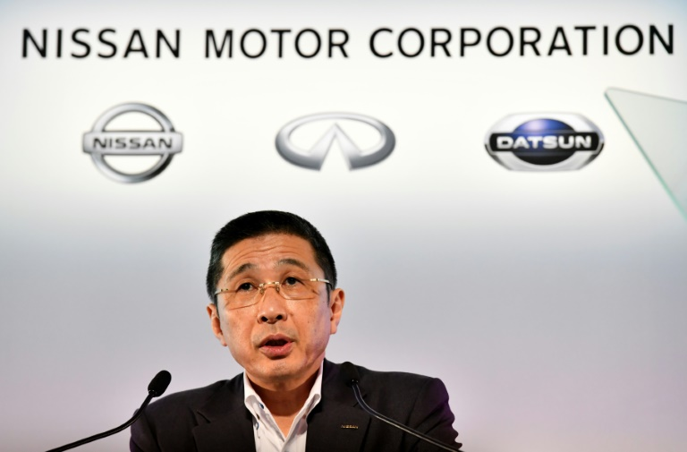 Ex-Nissan CEO testifies in Ghosn-linked Tokyo court case