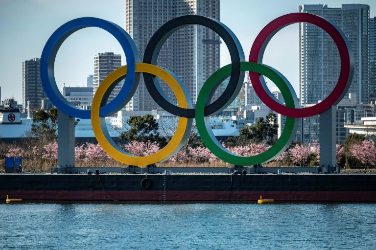 The postponed 2020 Olympics will be held in Tokyo later this year