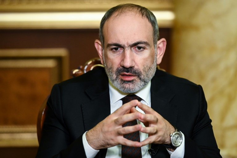 Armenia PM accuses military of 'attempted coup'