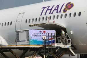 Prayut to get jab on Sunday