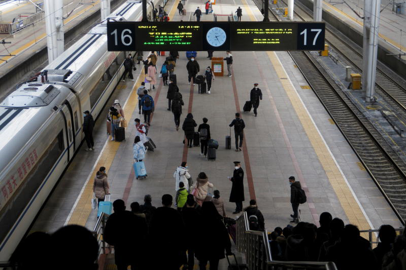 China sets 15-year transport expansion plan
