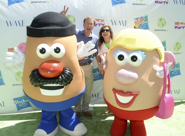 Mr Potato Head toy brand goes gender neutral