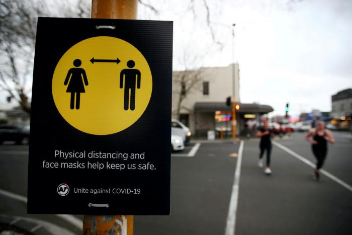 Auckland locked down after 1 case found