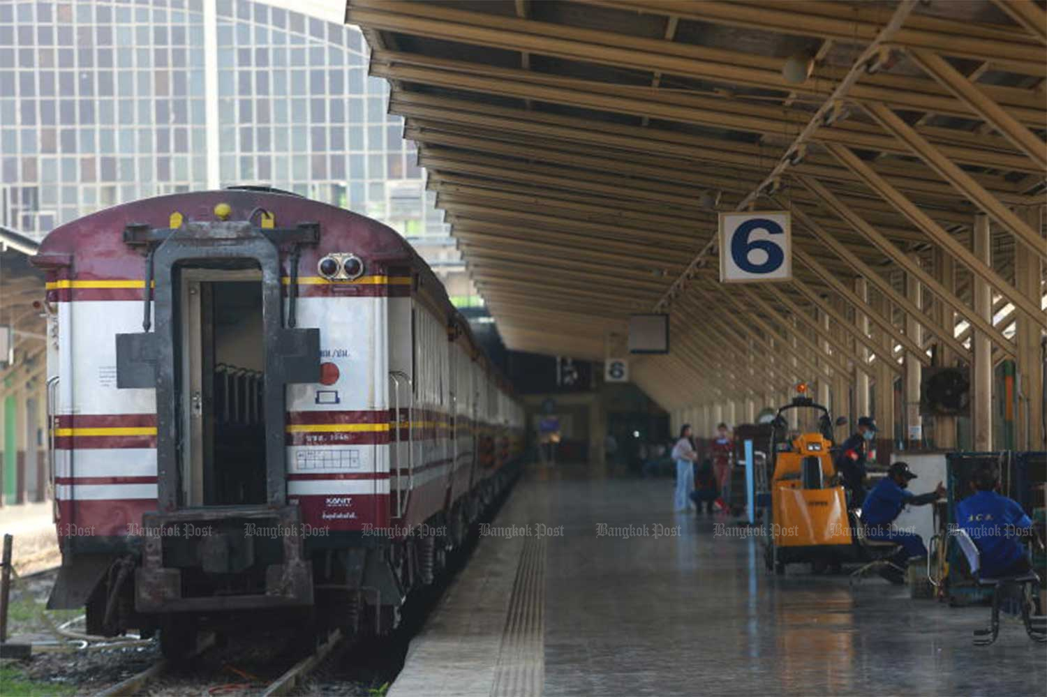14 rail services resume Monday as virus curbs ease