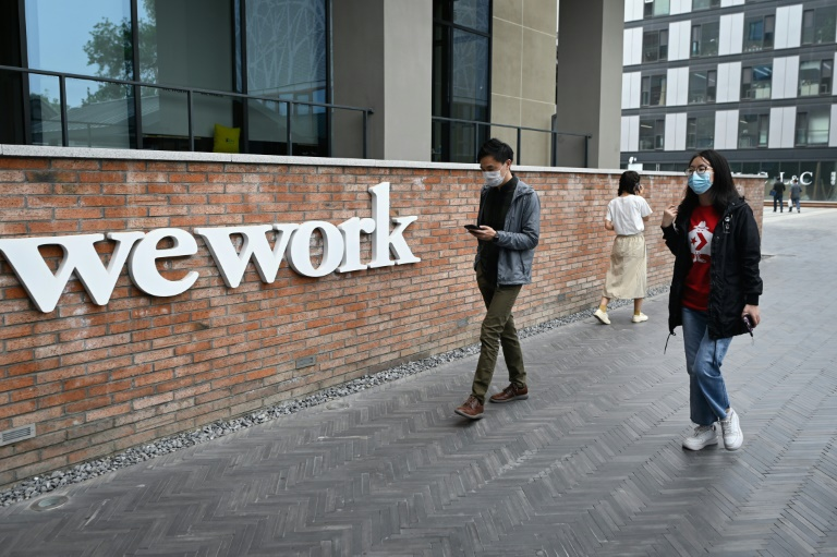 SoftBank reaches deal with WeWork