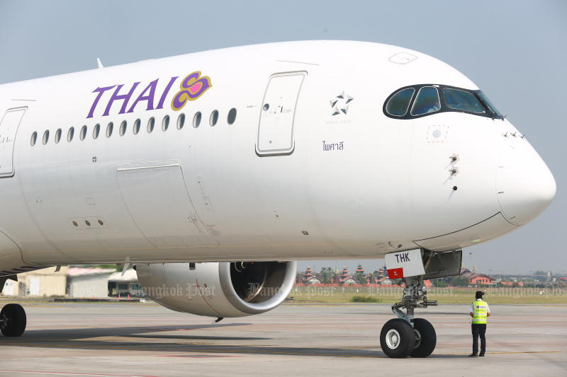 Thai Airways seeks B50bn infusion under debt revamp